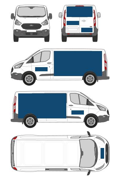 transporterbeschriftung preis